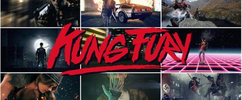 'Kung Fury' Trailer Pits Dinosaurs And Thor Against Nazi Germany