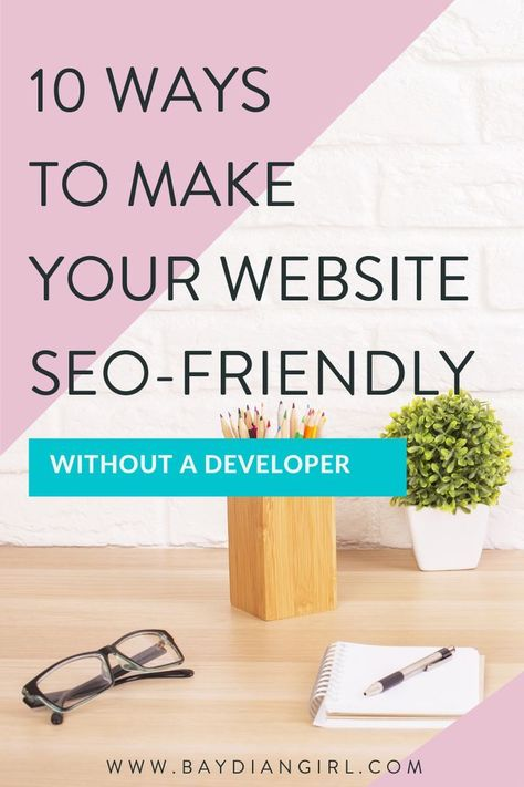 How To Make Your Blog SEO-Friendly Without A Developer