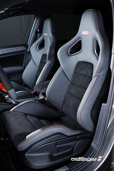 Oettinger Vw Golf R500 With 518 Ps Volkswagengolfmk6 Volkswagen Scirocco Recaro Car Seat Volkswagen