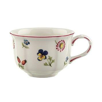 Villeroy Boch Petite Fleur Tea Cup Tasse Tee Teetasse Villeroy