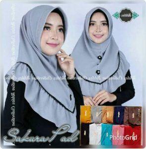 Jilbab Instan Sakira Pad Jersey Zoya Www Ummigallery Com Model Pakaian Hijab Pakaian Wanita Kerudung