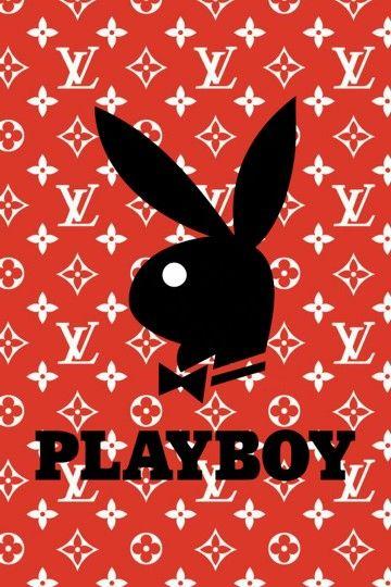 Playboy Logo Background : playboy, background, Playboy, Bunny