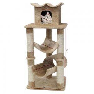 Pin On Cat Tree Plans