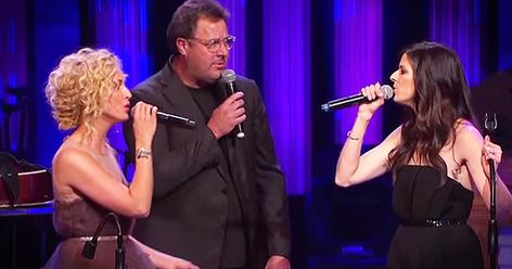 Vince Gill And Little Big Town Bring The House DOWN With Gospel