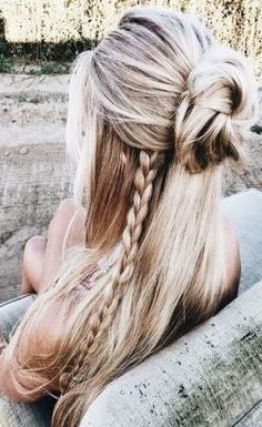 53 Latest Casual Hairstyles for 2019 – Get Your Inspiration TODAY! 53 Latest Casual Hairstyles for 2019 – Get Your Inspiration TODAY!,Hair Styles❤ 53 Latest Casual Hairstyles for 2019 – Get Your Inspiration TODAY! Latest Short Hairstyles, Trending Hairstyles, Summer Hairstyles, Diy Hairstyles, Casual Hairstyles For Long Hair, Blonde Hairstyles, Pretty Hairstyles, Drawing Hairstyles, Layered Hairstyles