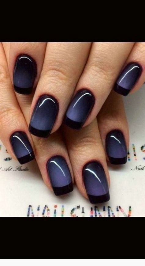 Do you want to try something different this fall? Think about making a cool magnetic manicure.
