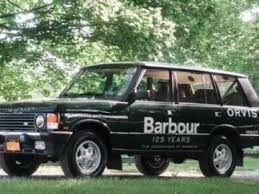 The Orvis Barbour Range Rover 125 Year Anniversary Sweepstakes Google Search Range Rover Orvis Barbour