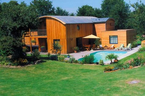 29 best Maison en bois images on Pinterest Wooden houses, Modern