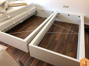 2 70m Breites Familienbett Auf Basis Von Ikea Malm Bauen Vanclan De Familien Bett Familienbett Ikea Malm Bett
