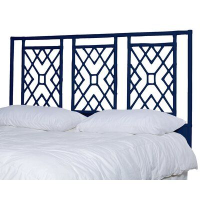 Bungalow Rose Charlack Open Frame Headboard Headboards For Beds