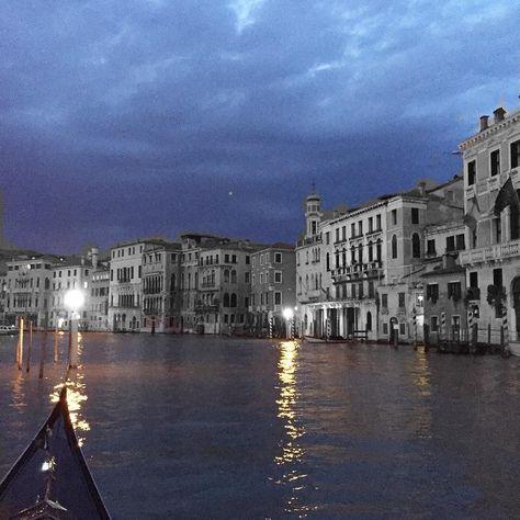 visitveneto Venice in the night before The...