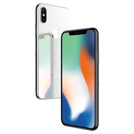 Simple Mobile Apple Iphone X With 64gb Prepaid Smartphone Gray Walmart Com Iphone Prepaid Phones Apple Iphone