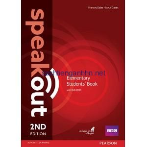 Speakout 2nd Edition Elementary Student S Book Pdf Download Ebook