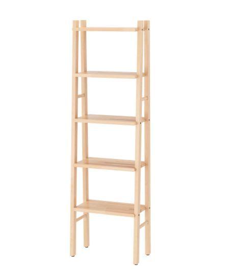 Ikea Vilto Shelf Unit Ikea Wooden Shelves Shelves Shelf Unit