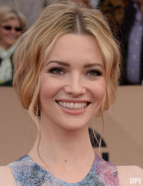 Actress Talulah Riley arrives for the 23rd annual SAG Awards held at the Shrine Auditorium in Los Angeles on January 29, 2017. The Screen…
