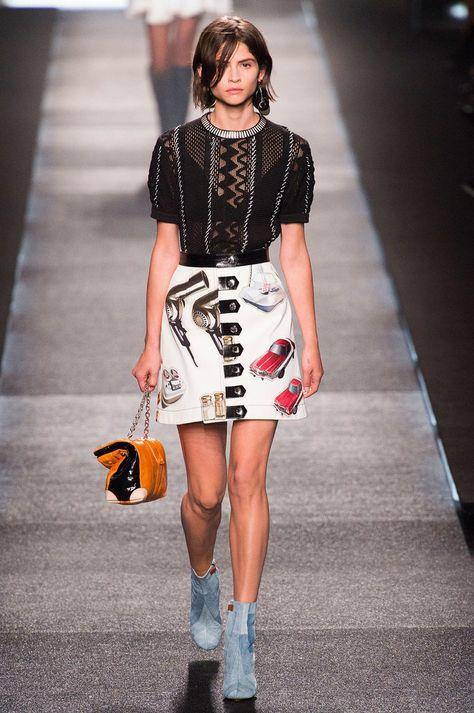 Louis Vuitton Spring 2015 #LouisVuitton #parisfashionweek #springsummer2015 #fashionshow