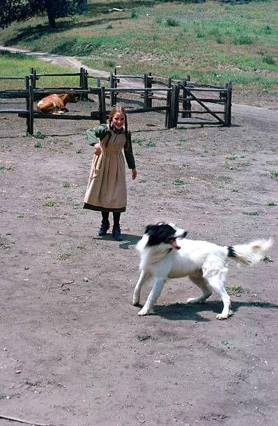 Prairie Castoffs Episode 1 Aired Pictured Melissa Gilbert As