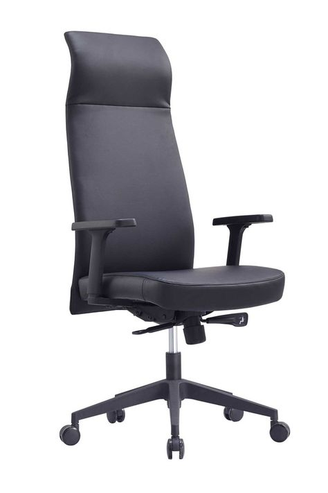 Whiteline Columbia Executive High Back Office Chair Modish Store High Back Office Chair Office Chair Chair