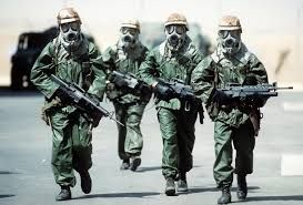 The Gulf War - US Army in MOPP Gear | US Military Involvement In The