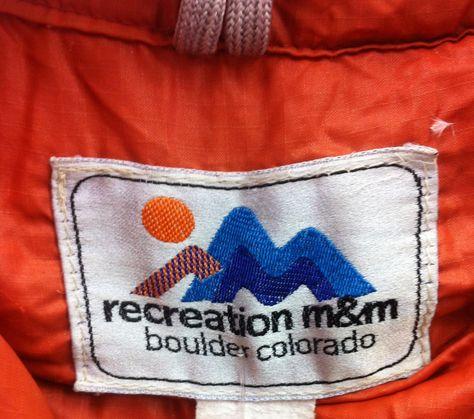 Recreation M - Boulder, Colo.