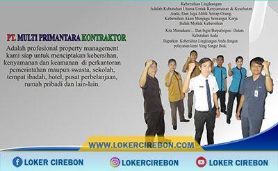 Lowongan Kerja Cleaning Service Pt Mpk Cirebon Pemerintah
