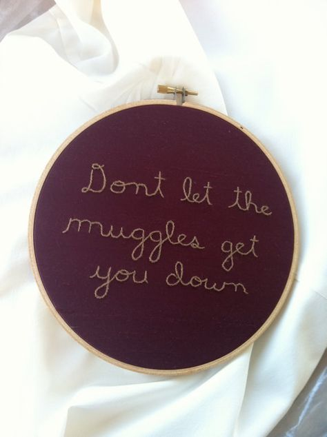 For the magical among us. | 19 Motivational Embroideries You'll Actually Want To Own