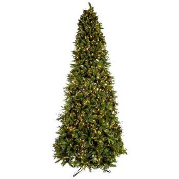 Decorate For The Season With This Beautiful 12 Foot Yuletide Pine