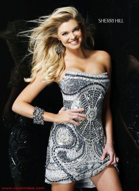 7498cc7ae8963c Sherri Hill 2537 at CBs Limited | Dresses...GALORE! | Pinterest ...