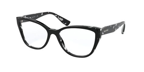 The Miu Miu CORE COLLECTION MU04SVA Pillow Eyeglasses Woman Eyeglasses is another child of a brand that is synonymous with exceptional textiles, design, and fabrication—a true icon in womenswear and now in eyeglasses. Miu Miu Miu Miu CORE COLLECTION MU04SVA Pillow Eyeglasses Eyeglasses awaken the Miu Miu woman to a wardrobe full of color and innovative fabrics. The feel is casual with a subtle flair of sophistication. The Miu Miu Miu Miu CORE COLLECTION MU04SVA Pillow Eyeglasses Eyeglasses compl