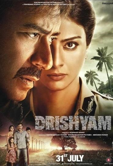 Drishyam 2015 Hindi Movie 1080p 720p Bluray Direct Links