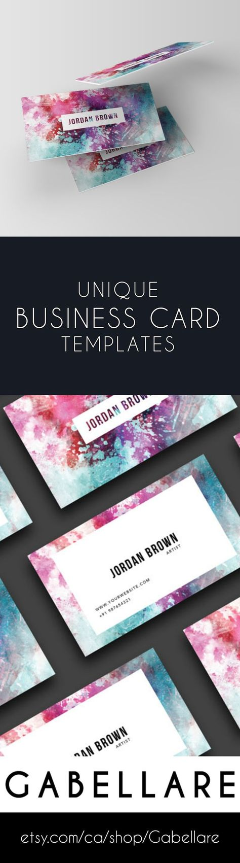 Branding Kit | Business Cards | Thank You Cards | Greeting Cards | Graphic Design | Custom Business Card | Personalized Business Card
