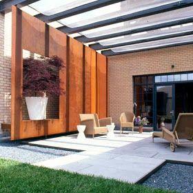 Casas De Decoración Modernas Terrazas Para Tu Casa 2012
