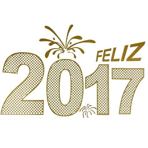 Feliz Ano Novo 2017 - Dourado / Pontos / 10 Unid