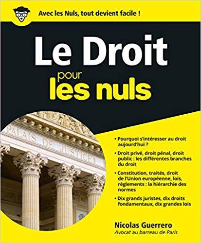 Le Droit Pour Les Nuls Telecharger Gratuit Epub Pdf In 2021 Goodreads Ebook Ebook Pdf