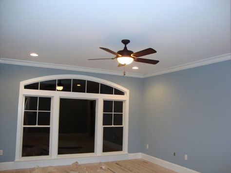 Blue Color Paint On Walls Paint Forum Gardenweb Dining Room Wall Color Guest Room Colors Paint Colors For Home
