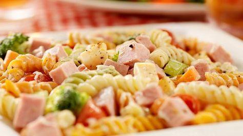 Photo of Rezept: Nudelsalat für Kinder