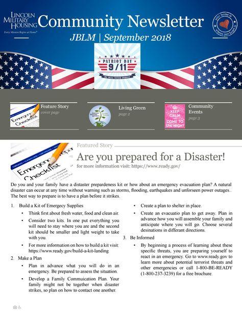 45 Lmc Resident Newsletter Ideas In 2021 Resident Newsletters Military Housing