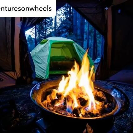 Propane Fire Pits Quick And Easy Fires Without The Mess Propane Fire Pit Fire Pit Size Portable Propane Fire Pit