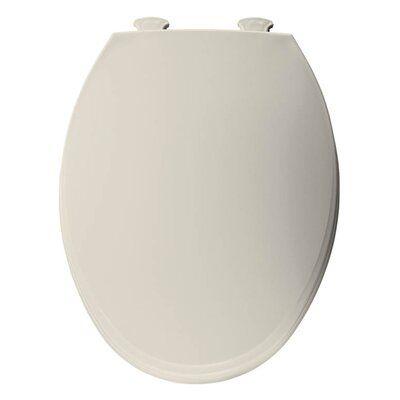 Bemis Church Bemis Elongated Toilet Seat Finish Biscuit In 2020