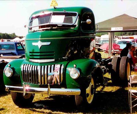1942 Chevrolet COE Truck