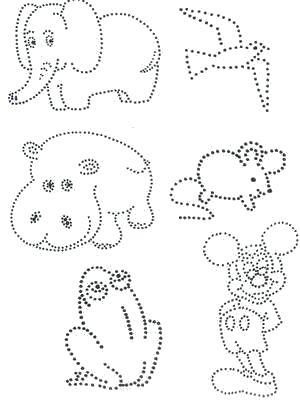 Tipss Und Vorlagen Prickeln Vorlagen Zum Ausdrucken Papierstickerei Basteln Mit Kleinkindern Sterne Zum Ausdrucken