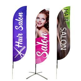 Pin On Pre Designed Feather Flags