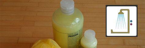 Une recette facile et naturelle pour fabriquer un gel douche maison sans produits toxiques.