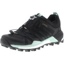Adidas Terrex Skychaser Gtx Black Women S Hiking Shoes Adidas Adidas Black Gtx Hiking Shoes Skychaser Terrex In 2020 Hiking Shoes Women Adidas Shoes Hiking Women