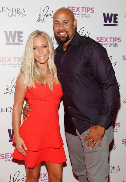 Kendra Wilkinson And Hank Baskett With Images Hank Baskett