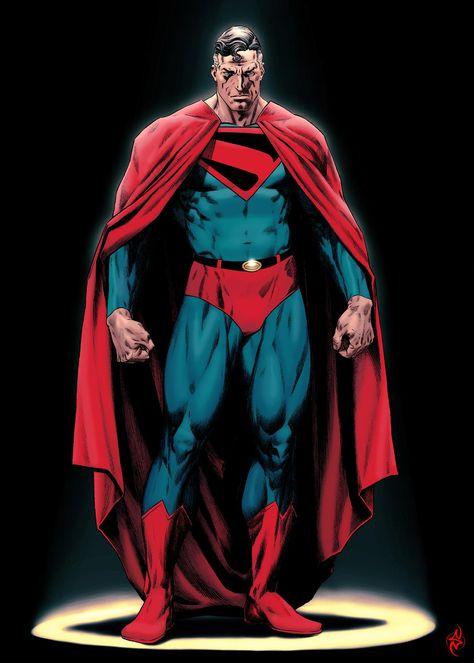 Superman Earth 22 color by garnabiuth on DeviantArt Superman Comic, Mundo Superman, Superman Artwork, Old Superman, Supergirl Superman, Superman Stuff, Superman Man Of Steel, Arte Dc Comics, Dc Comics Superheroes
