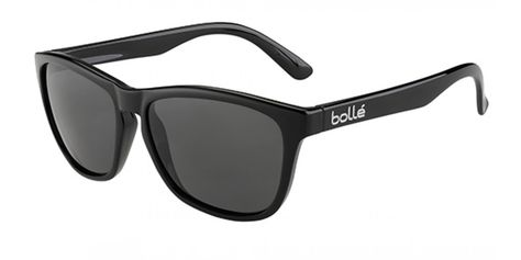 Boll/é Vibe Sunglasses Matte Black Medium Unisex