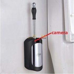 1080p Hd Bathroom Spy Camera Toilet Brush Camera Dvr Bathroom Spy