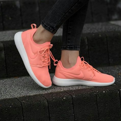 c2c5e42f1cce Nike Roshe Two Salmon Peach Premium Quality Size   36-40 Rp 450.000   stikerolshop