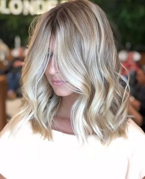 25 greatest vanilla cream blonde hair color ideas for 2019 10 – nothingideas.c... - #Blonde #Color #Cream #Greatest #Hair #Ideas #nothingideasc #Vanilla